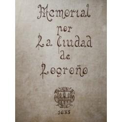 MEMORIAL POR LA CIUDAD DE LOGROÑO