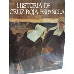 HISTORIA DE LA CRUZ ROJA ESPAÑOLA