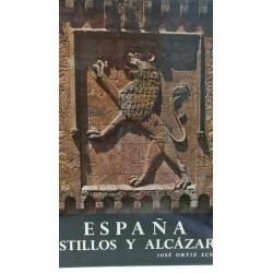 ESPAÑA CASTILLOS Y ALCÁZARES