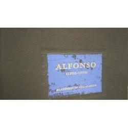 ALFONSO (1902-1990) Académico de Bellas Artes