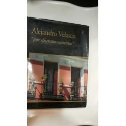 """ALEJANDRO VELASCO """"Por distintos caminos"""""""