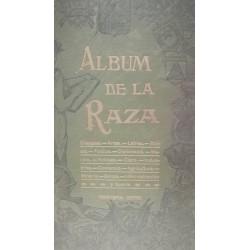 ÁLBUM DE LA RAZA  Ciencias.Artes.Letras. Tercera serie Cuba