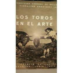 LOS TOROS EN EL ARTE: Palacio de Carlos V