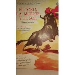 EL TORO, LA MUERTE Y EL SOL Poemas Taurinos