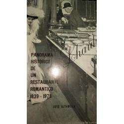 LHARDY Panorama Histórico de un Restaurante Romántico (1839-1978)