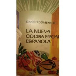 LA NUEVA COCINA ELEGANTE ESPAÑOLA