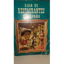 GUÍA DE RESTAURANTES DE ESPAÑA