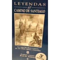 LEYENDAS DEL CAMINO DE SANTIAGO La ruta Jacobea a través de sus ritos,mitos y leyendas