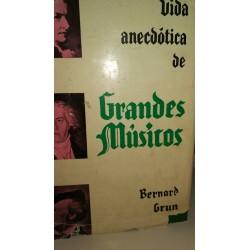VIDA PRIVADA DE GRANDES MÚSICOS