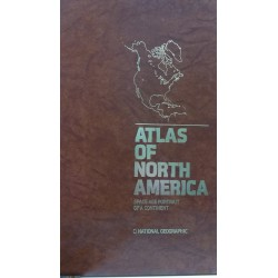 ATLAS OF THE NORTH AMERICA