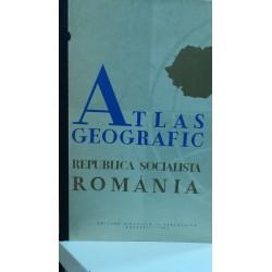 ATLAS  GEOGRÁFIC República Socialista Romaina