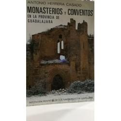 MONASTERIOS Y CONVENTOS EN LA PROVINCIA DE GUADALAJARA