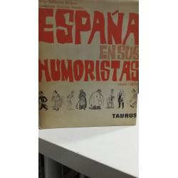 ESPAÑA EN SUS HUMORISTAS 1885-1936