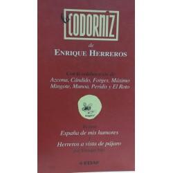 """""""LA CODORNIZ"""" de ENRIQUE HERREROS Incluye España de mis Humores y Herreros a Vista de Pájaro."""