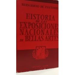 HISTORIA DE LAS EXPOSICIONES NACIONALES DE BELLAS ARTES