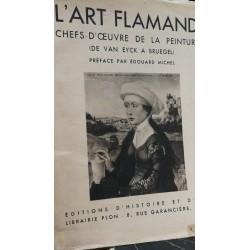 L'ART FLAMAND (de VAN EYCK a BRUEGEL)