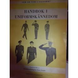 HANDBOK I UNIFORMSKÄNNEDOM Vem ar Vem I Uniform