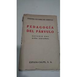 PEDAGOGÍA DEL PÁRVULO Estudio del niño español