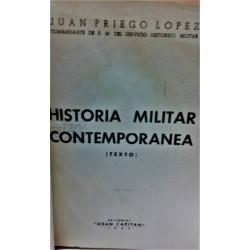 HISTORIA MILITAR CONTEMPORANEA