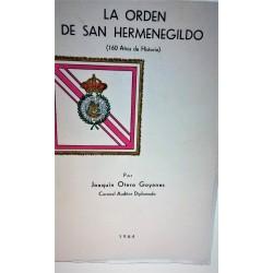 LA ORDEN DE SAN HERMENEGILDO (160 años de Historia)