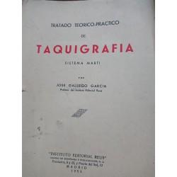 TRATADO TEÓRICO-PRACTICO DE TAQUIGRAFÍA
