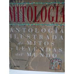 MITOLOGÍA Antología Ilustrada de Mitos y Leyendas del Mundo