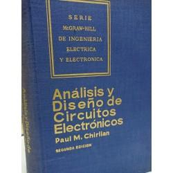 ANÁLISIS Y DISEÑO DE CIRCUITOS ELECTRÓNICOS