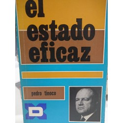 EL ESTADO EFICAZ