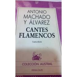 CANTES FLAMENCOS
