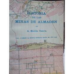 HISTORIA DE LAS MINAS DE ALMADÉN