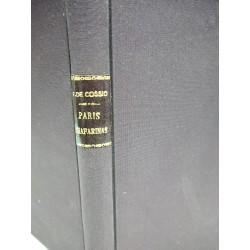 PARIS- CHAFARINAS 4 Expatriados 1924 / 4 Confinados 1926