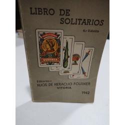 LIBRO DE SOLITARIOS