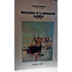 MISCELÁNEA DE LA NAVEGACIÓN GIJONESA (1757-1913)