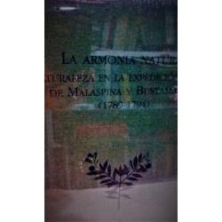 LA ARMONÍA NATURAL.LA NATURALEZA EN LA EXPEDICIÓN MARÍTIMA DE MALAESPINA Y BUSTAMANTE (1789-1794)