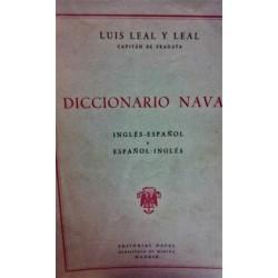 DICCIONARIO NAVAL  INGLÉS-ESPAÑOL ESPAÑOL-INGLÉS