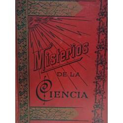 MISTERIOS DE LA CIENCIA(Magnetismo animal,Sonanbulismo,Hipnotismo,Espiritismo)