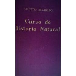CURSO DE HISTORIA NATURAL