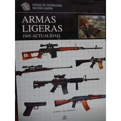 ARMAS LIGERAS 1945-Actualidad