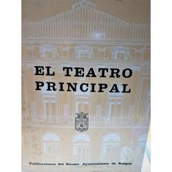 EL TEATRO PRINCIPAL Cien años  de Historia del Teatro de Burgos