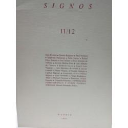 SIGNOS Nº  11/12