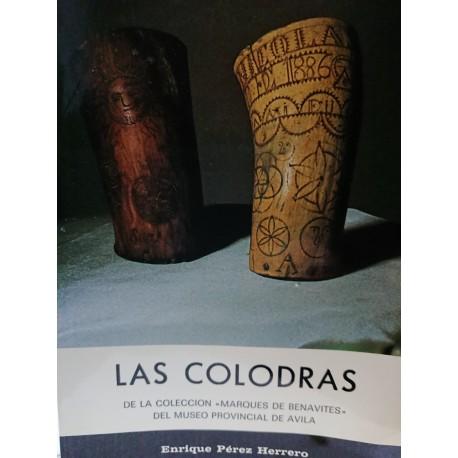 LAS COLODRAS de la Colección del Marqués de Benavides del Museo Provincial de Ávila