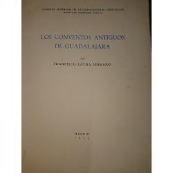 LOS CONVENTOS DE LA PROVINCIA DE GUADALAJARA