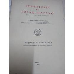PREHISTORIA DEL SOLAR HISPANO Orígenes del Arte Pictórico