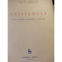 EXISTENCIA Nueva Dimensión en Psicología y Psiquiatría