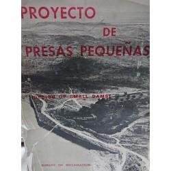 PROYECTO DE PRESAS PEQUEÑAS