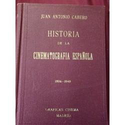HISTORIA DE LA CINEMATOGRAFÍA ESPAÑOLA 1896-1948