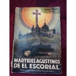 MÁRTIRES AGUSTINOS DE EL ESCORIAL
