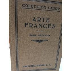 ARTE FRANCÉS Colección LABOR Biblioteca de Iniciación Cultural