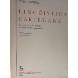 LINGUÍSTICA CARTESIANA Biblioteca Románica Hispánica GREDOS Dirigida por Dámaso Alonso