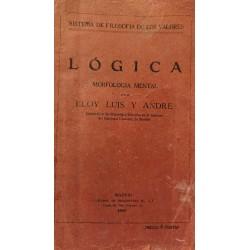 LÓGICA Morfología mental